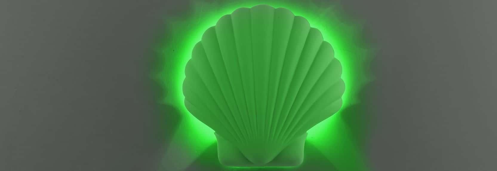 Гипсовые светящиеся и флуоресцентные светильники