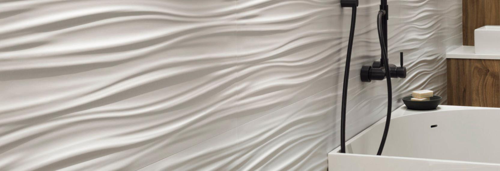 Надоели ровные стены – купи 3Д панели