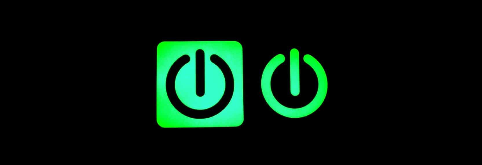 Светящиеся выключатели и розетки