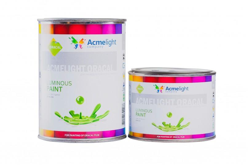 AcmeLight Oracal - краска для печати на пленке оракал