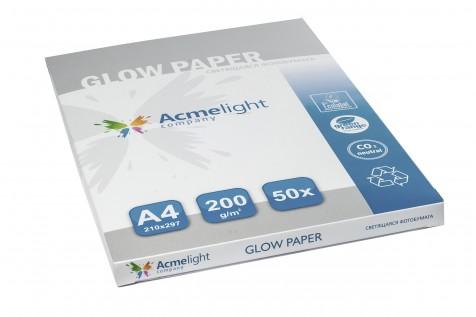 Светящаяся фотобумага AcmeLight GLow Paper