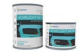 Светящаяся краска для автотюнинга AcmeLight Metal