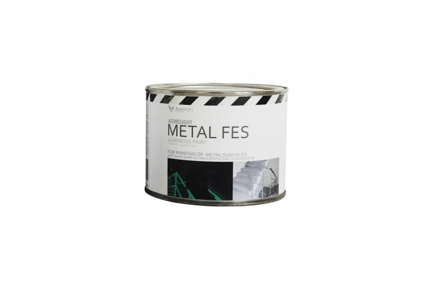 Светящаяся краска по металлу для систем безопасности AcmeLight Metal FES
