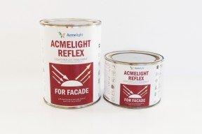 Светоотражающая фасадная краска Acmelight Reflex Façade