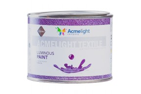 Светящаяся краска для тканей AcmeLight Textile
