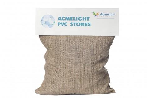 Светящиеся пластиковые камни AcmeLight PVC Stones