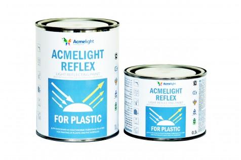 Acmelight Reflex Plastic – светоотражающая краска для пластика