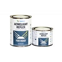 Acmelight Reflex Road – светоотражающая краска для дорожной разметки