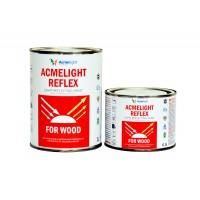 Acmelight Reflex for Wood – светоотражающая краска для дерева
