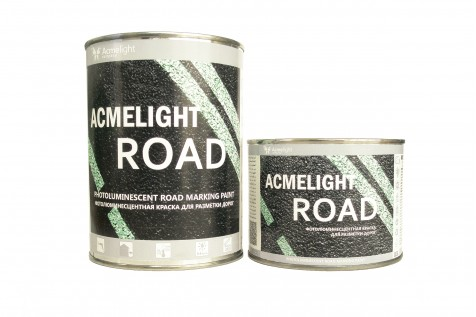 AcmeLight Road - краска для дорожной разметки