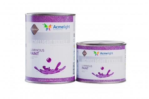 AcmeLight Textile – краска для печати на текстиле